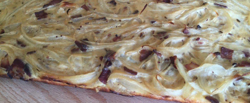 German Onion Cake Recipe