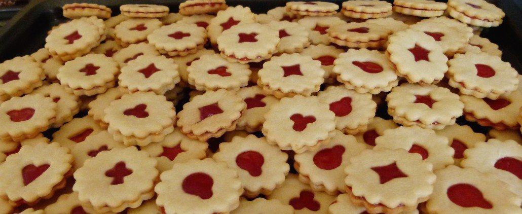 Presenting German Butter Cookies
