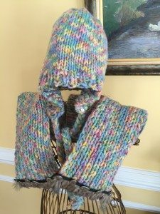 Help the homeless with Winter Knitting