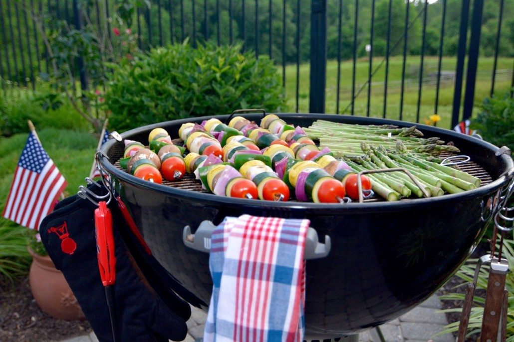 Barbecue vegetables recipes