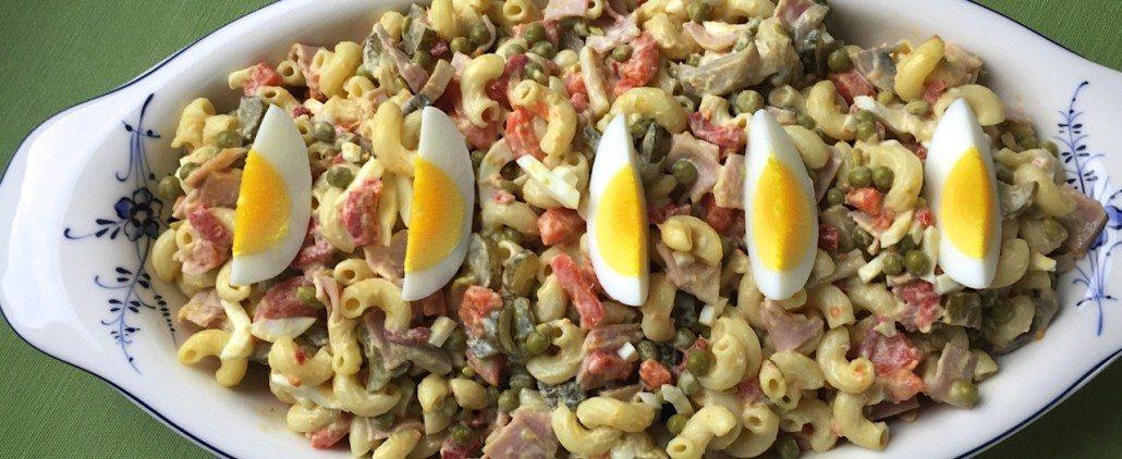 pasta salad for the 17 sensational salad recipes