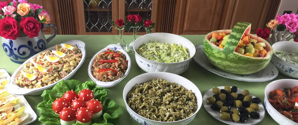 German Traditional Salad Recipes