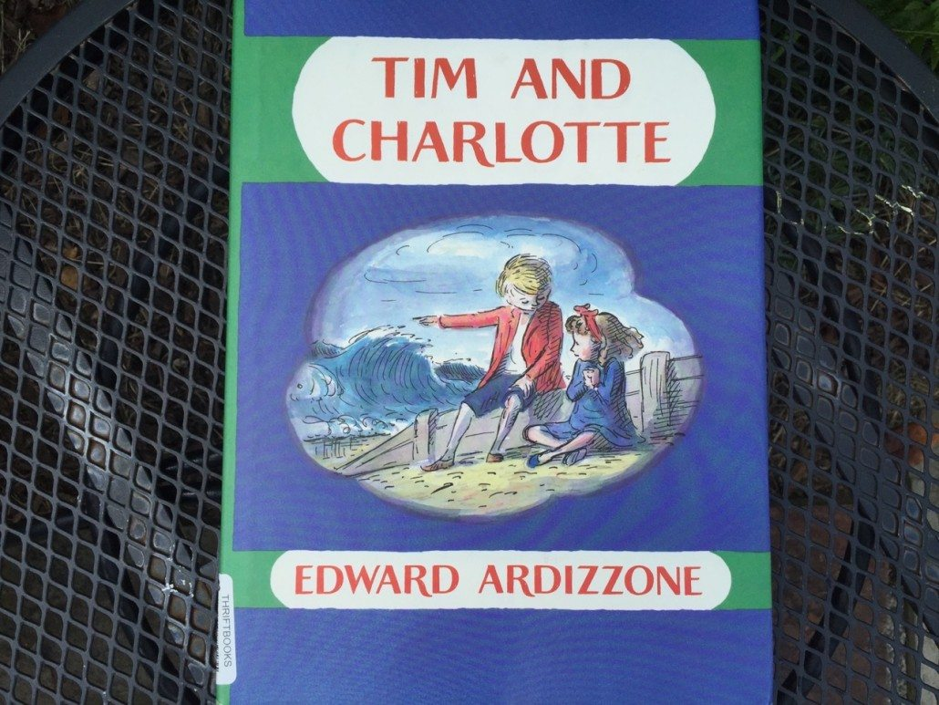 Tim And Charlotte by Edward Ardizzone