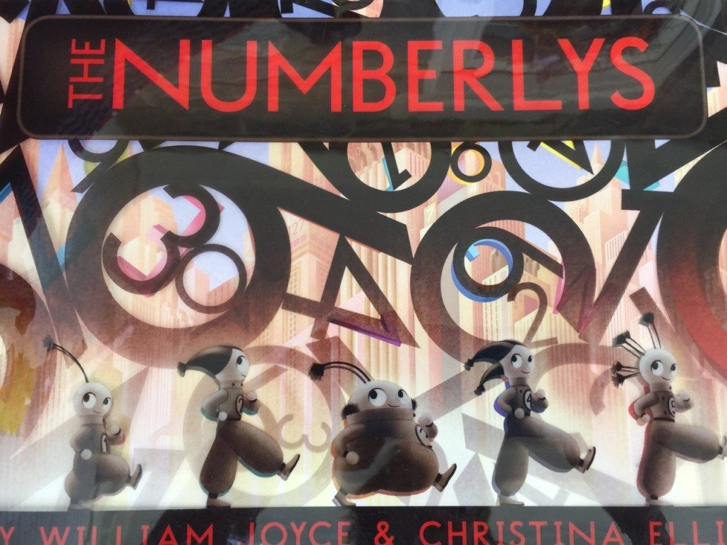 The Numberly's by William Joyce