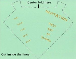 GreenInvitation