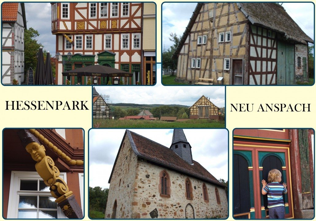 Travel Through Germany with Oma