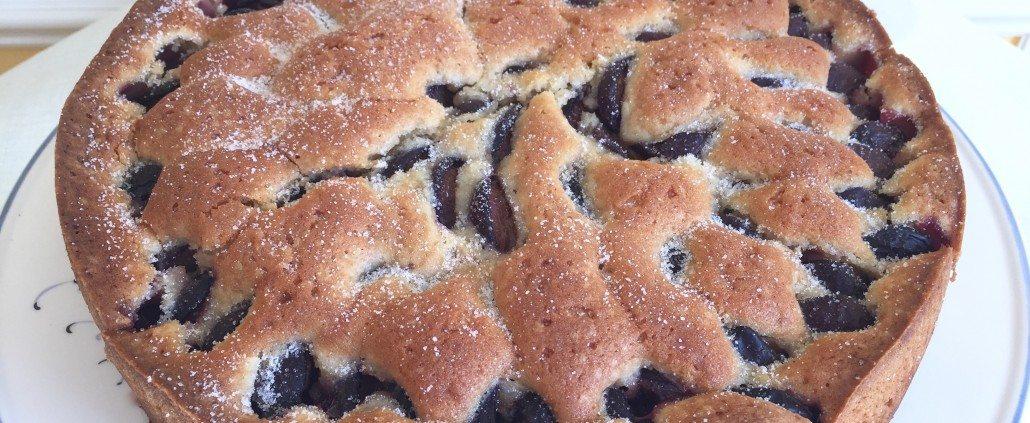 Italian plum cake recipe