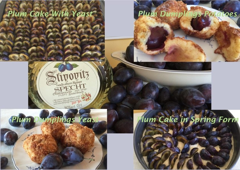 Italian plum recipes to make