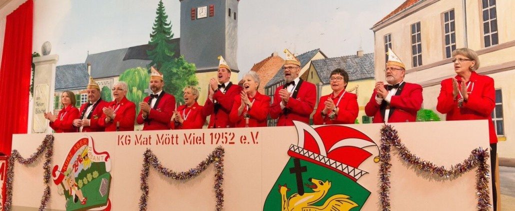 German Karneval Mardi Gras Elferrat
