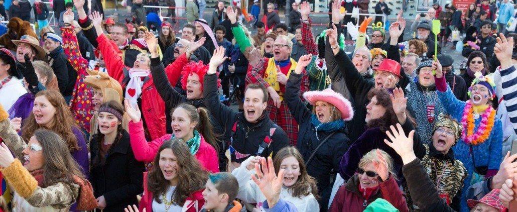 "German Karneval Mardi Gras ""Helau"""