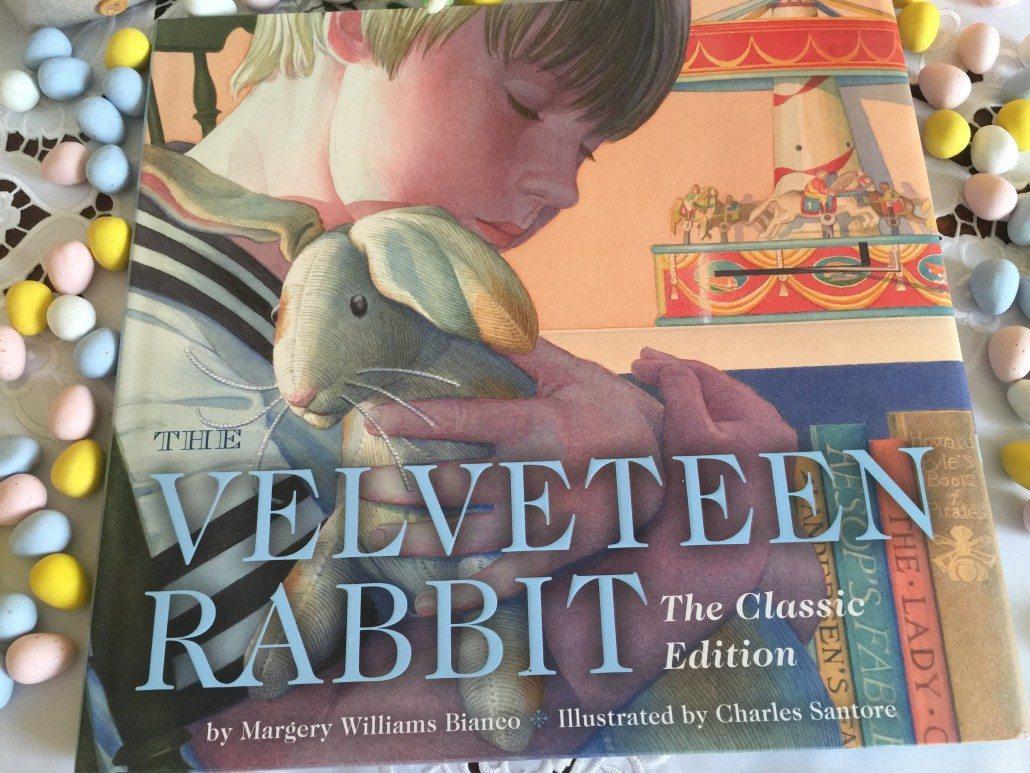 Top-Ten Easter Books-Velveteen Rabbit