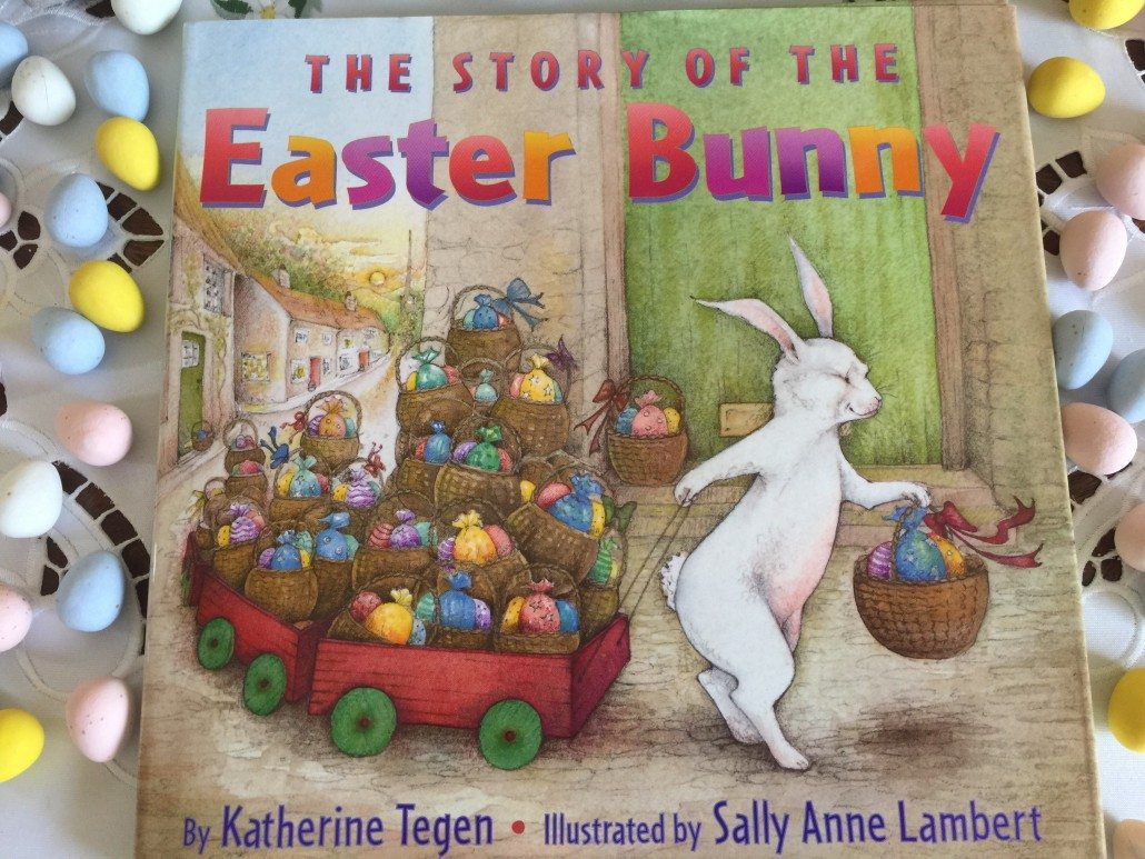 Top-Ten Easter Books - Story of the Easter Bunny