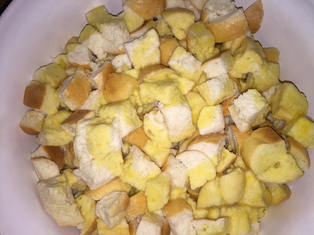 Preparation Bread Dumplings Recipe