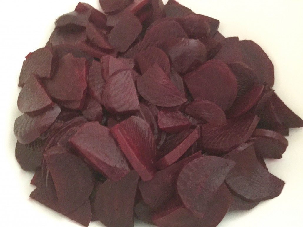 Preparation of Red Beet Salad Recipe
