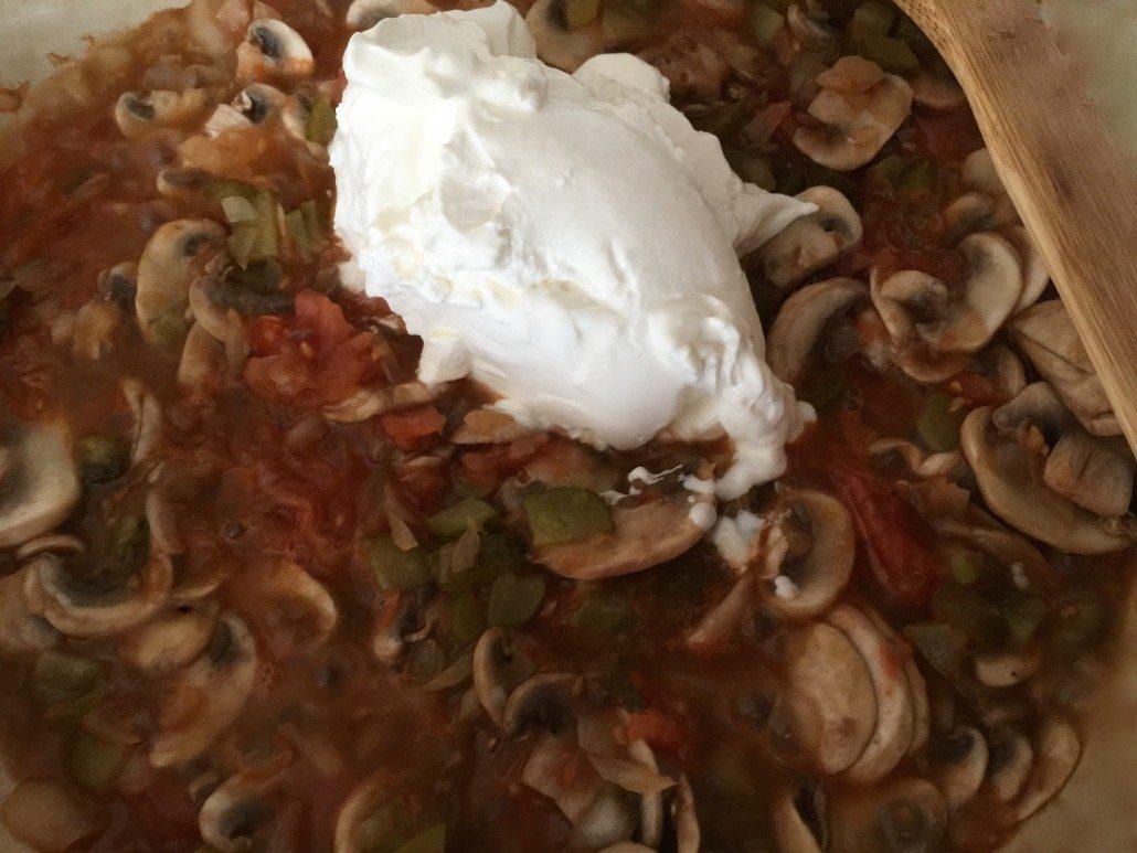 Beef Stroganoff Recipe Preparation